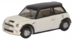 Oxford Diecast NNMN002 New Mini Pepper White